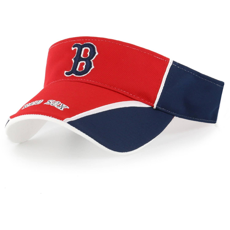 MLB Boston Red Sox Segment Visor Adjustable Cap/Hat by Fan Favorite