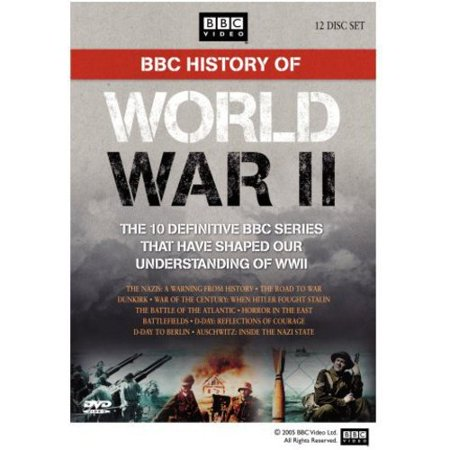 BBC History Of World War II (Full Frame,