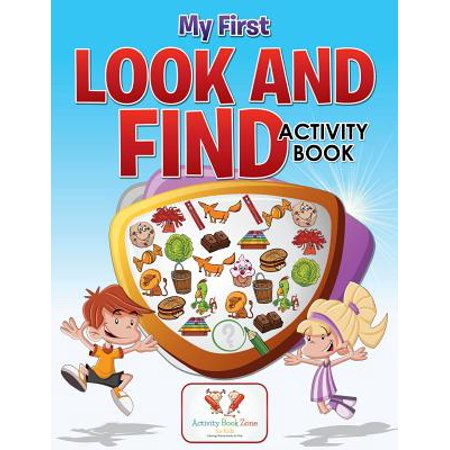 My First Look and Find Activity Book