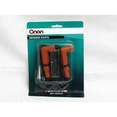 Cummins 167161601 Onan Spark Plug Wire, (Pack of 2)