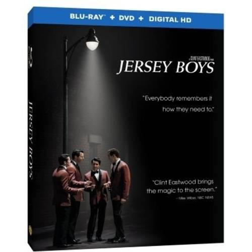 Jersey Boys (Blu-ray   DVD   Digital HD With UltraViolet)