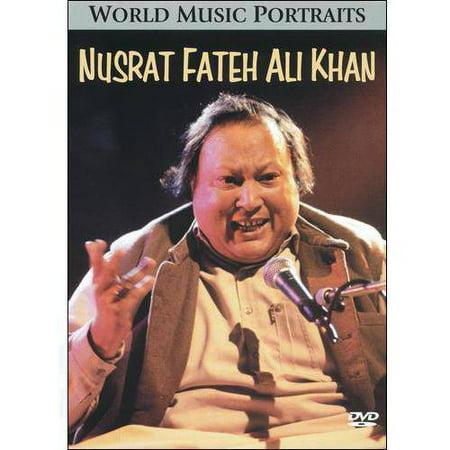 World Music Portrait: Nusrat Fateh Ali Khan (Full