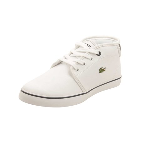 Lacoste Infant Ampthill 117 Sneakers in White/Navy Lacoste Infant Shoes