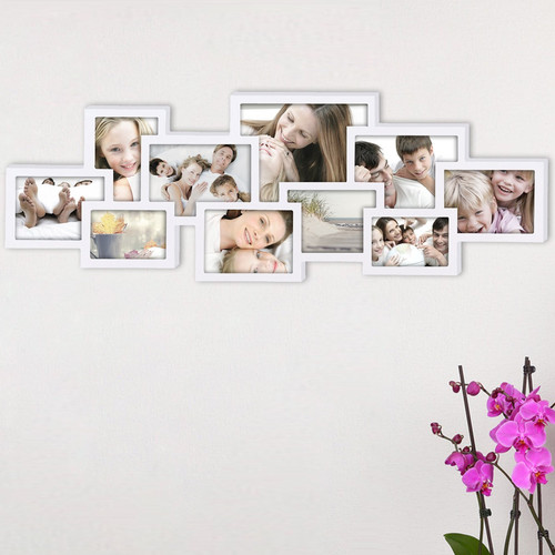 Adeco Trading 10 Opening Collage Picture Frame