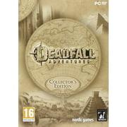 Deadfall Adventures Collector's Edition (PC Game, 2013) for Windows 8/7/Vista/XP