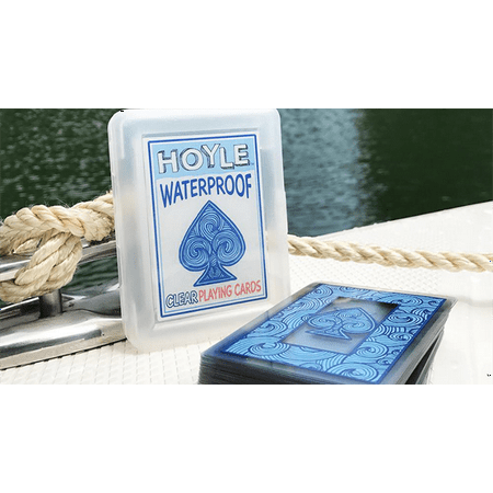 Waterproof Playing Cards (Hoyle Waterproof Playing Cards by US Playing Card )