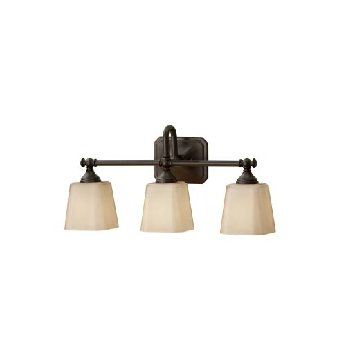 Murray Feiss VS19703 Concord 3 Light Bathroom Vanity Light