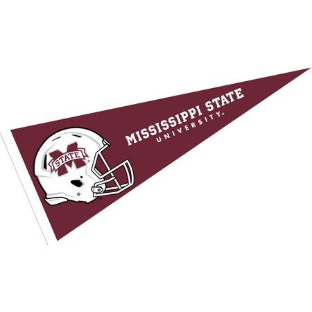 State University Bulldogs - Mississippi State University Bulldogs Football Helmet 12