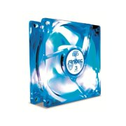 Antec TriCool 120mm Blue LED Fan, 3-Speed