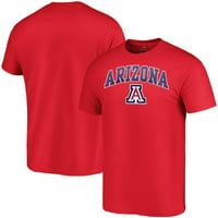 Arizona Wildcats Fanatics Branded Campus T-Shirt - Red