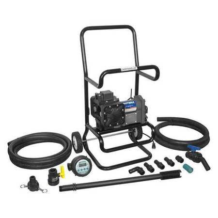 Fuel Transfer Pump,1/4 HP,115VAC,Ball