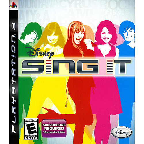 Disney Sing It (PS3) - Pre-Owned