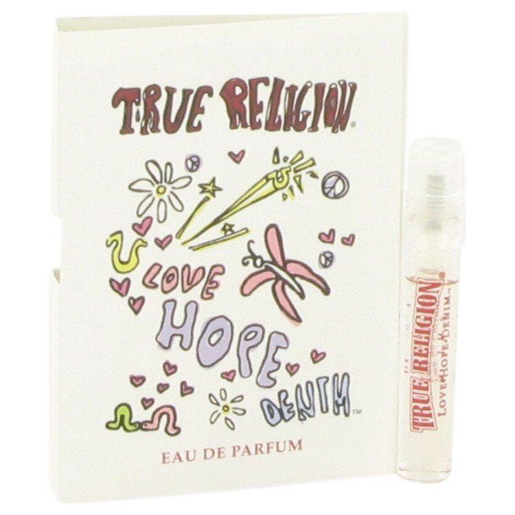 True Religion Women's Vial (Sample) .05 Oz