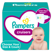Pampers Cruisers Active Fit Diapers, Size 3, 174 Count