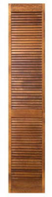 Bi Fold Closet Door, Full Louver, Stainable Pine, 30 X 80 X 1 1/8 In.    Walmart.com