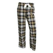 UCF Central Florida Ladies Flannel Plaid Pajama Pants