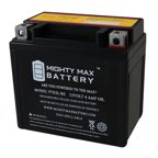 YTX5L-BS Replacement Battery for YAMAHA XF50W (C3) 50CC 07