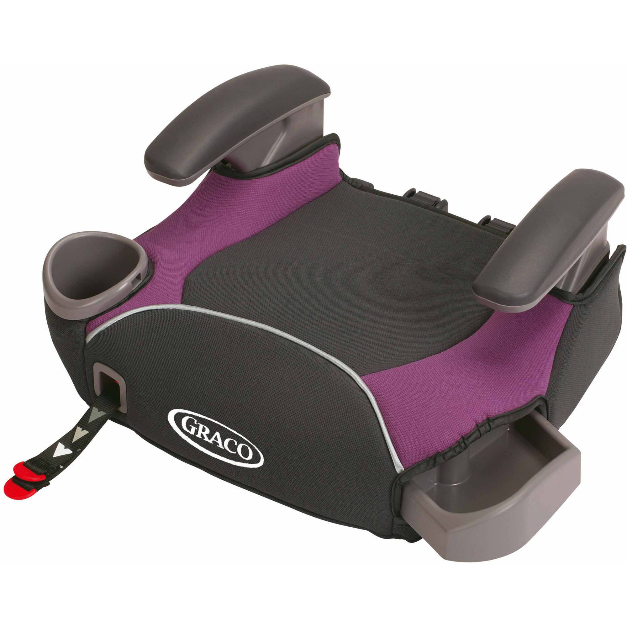 Graco Affix Backless Booster Car Seat, Kalia