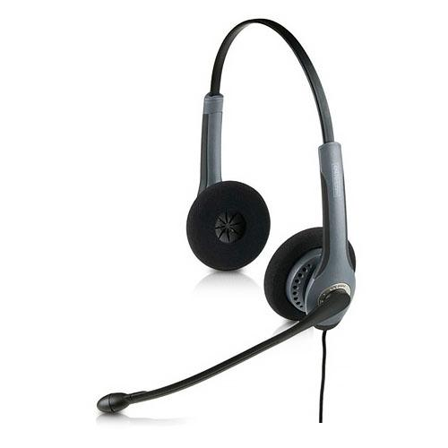 Jabra Gn2000 Duo Noise Canceling Ip Corded Headset