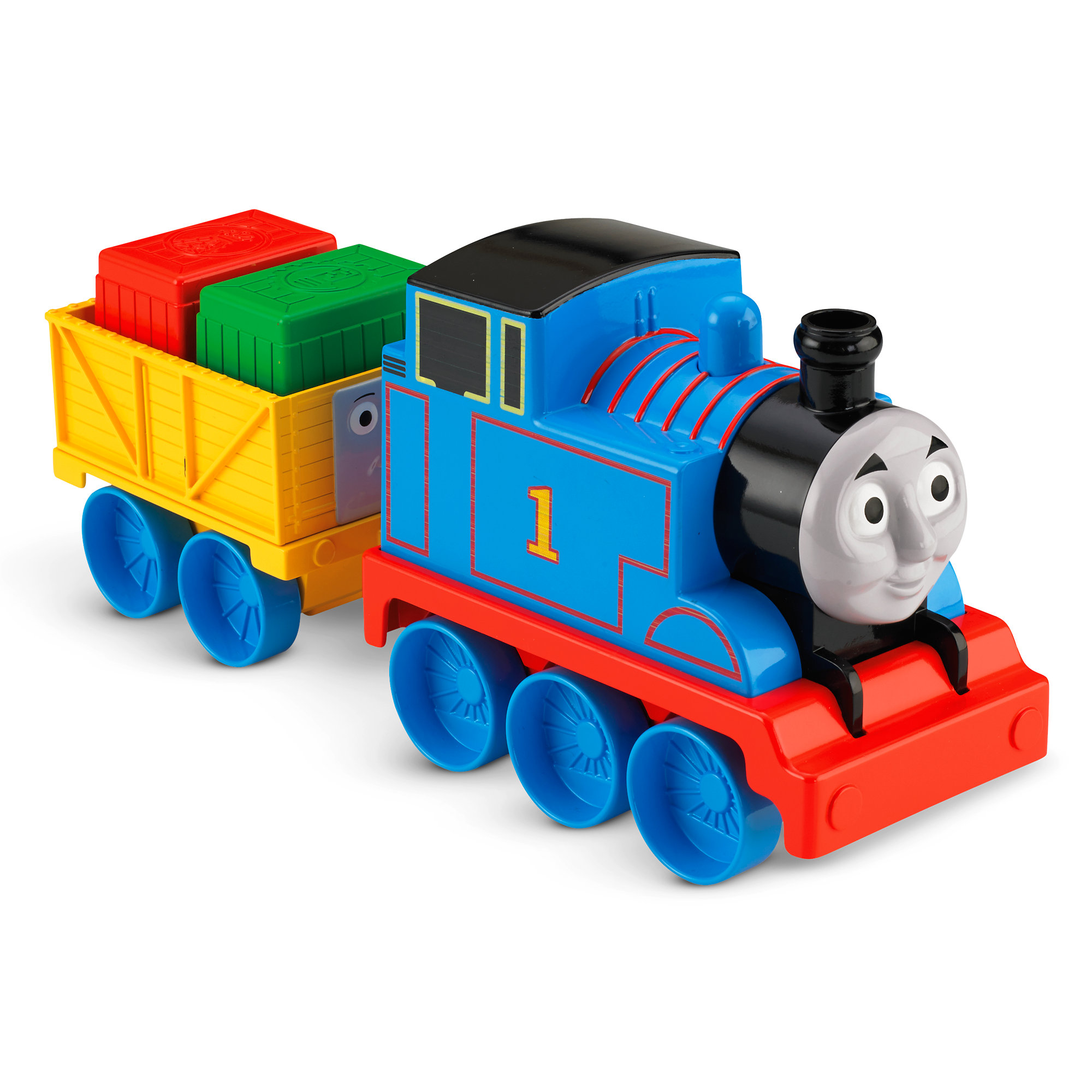 Fisher Price My First Thomas the Train My First Thomas by FISHER PRICE