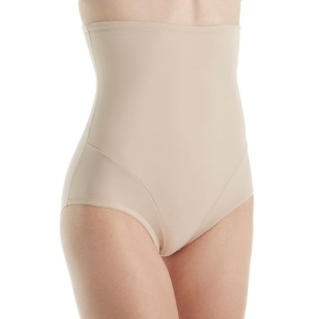 f4db75101e17 Naomi & Nicole - Women's Naomi & Nicole 7085 Back Magic Firm Control High  Waist Shaping Brief - Walmart.com