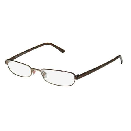 New Karen Millen Km0065 Womens/Ladies Designer Full-Rim Gold / Brown / Multicolor High Quality Must Have Frame Demo Lenses 55-17-140 Eyeglasses/Eyeglass Frame (Schwarz Karen Millen)