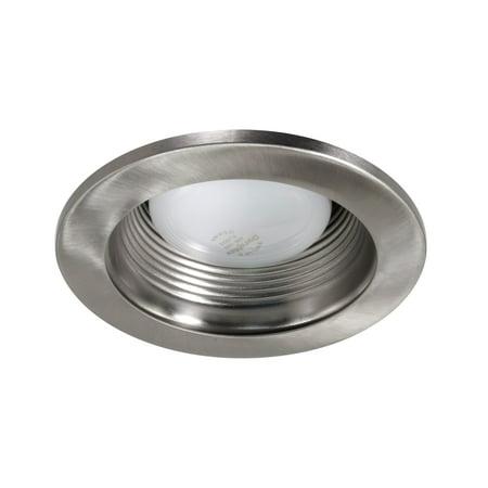 Bronze Baffle - NICOR Lighting 4-Inch Recessed Baffle Trim, Bronze (19501BZ)