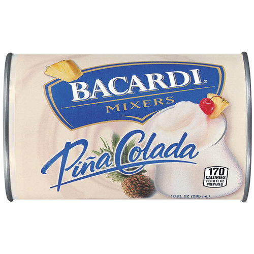 Bacardi Mixers Pina Colada Frozen Concentrate, 10 fl oz