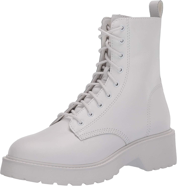 Tornado Combat Boot, White, 6.5 M