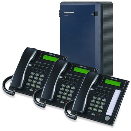- Panasonic KX-TDA50G-7736B Hybrid IP PBX System
