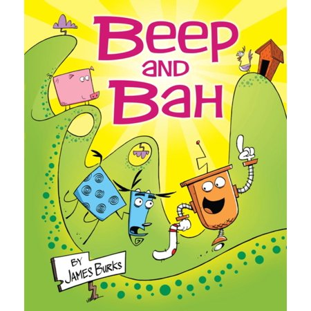 Beep and Bah - eBook