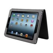 MARWARE Eco Vue - Case for tablet - eco-leather - black - for Apple iPad (3rd generation)