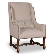 Natural Wing Chair