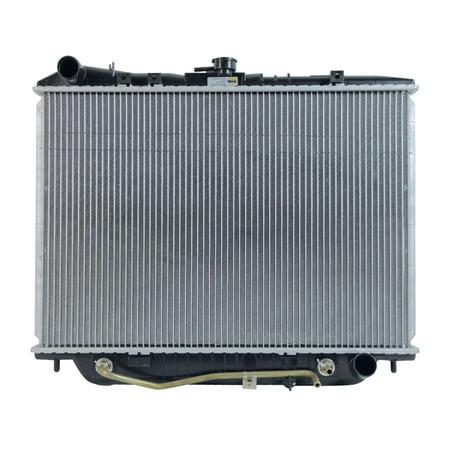 TYC 1571 Radiator Replacement for ISUZU RODEO HONDA PASSPORT ISUZU VEHICROSS 1997 Isuzu Rodeo Radiator