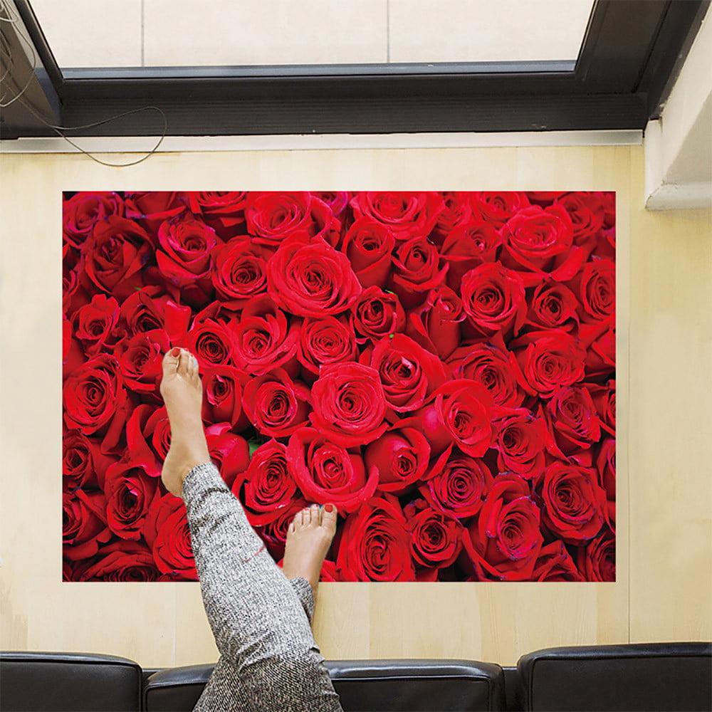 Floor Sticker Removable Mural Decals Vinyl Art Living Room Decor