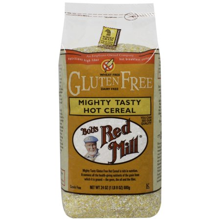 Bob's Red Mill, Mighty Tasty Hot Cereal, Gluten Free, 24 oz (pack of (Mighty Tasty Hot Cereal)