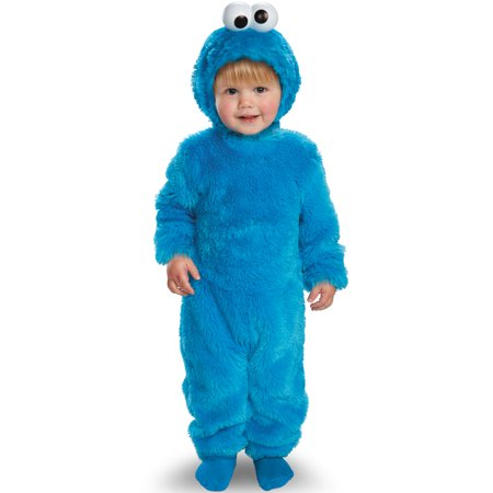 Sesame Street Light Up Cookie Monster Toddler Costume