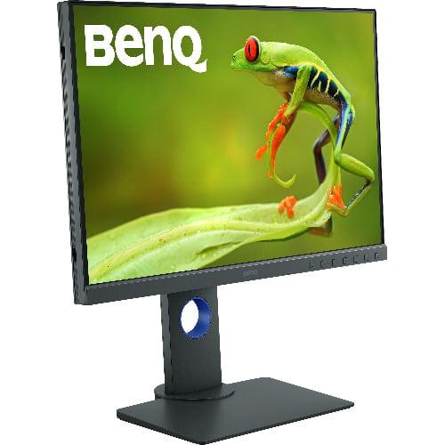 "BenQ PhotoVue SW240 24.1"" LED LCD Monitor - 16:10 - 5 ms GTG - 1920 x 1200 - 1.07 Billion Colors - 250 Nit - 20,000,000:1 - WUXGA - DVI - HDMI - DisplayPort - USB - 55 W - Gray - ENERGY STAR 7.0"