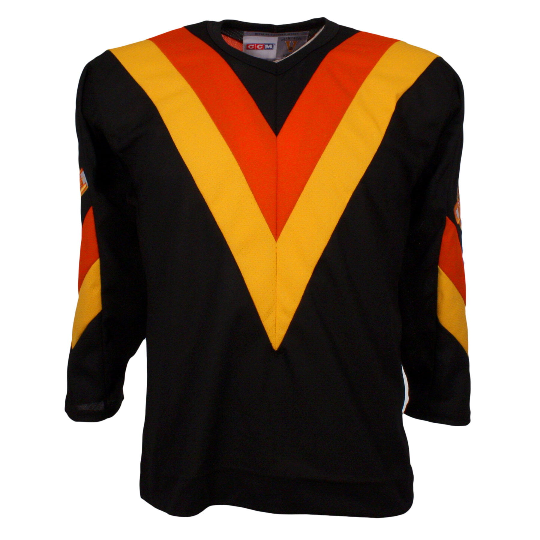sneakers for cheap 4fed8 73cf6 Vancouver Canucks Vintage Replica Jersey 1983 (Away) - CCM ...