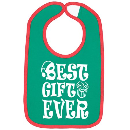 - Handmade Cute Baby Holiday Christmas Bibs - Infant Boy Girl Best Gift Ever