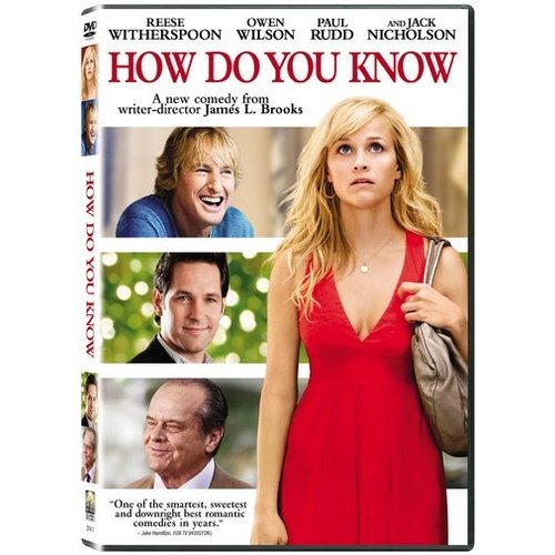 How Do You Know (Widescreen)