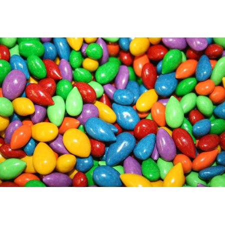 Faceplate Cover Candy - BAYSIDE CANDY CHOCOLATE COVERED SUNFLOWER SEEDS, 1LB
