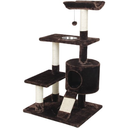 Cat Craft Deluxe Cat Feeder Perch, 41