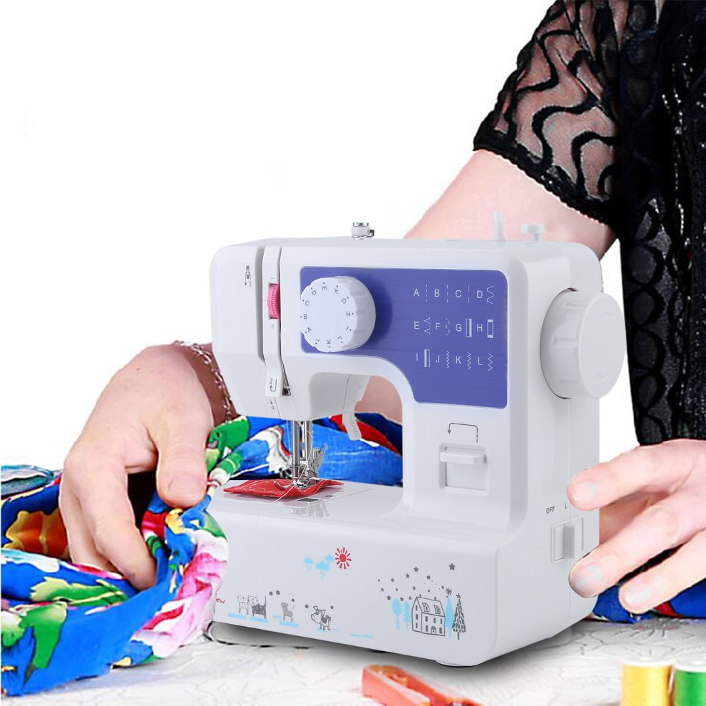 Multi-Function Automatically Handheld Household Sewing Machine Mending Machine