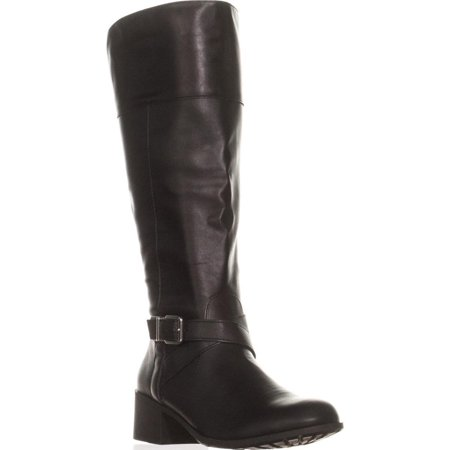 Womens SC35 Venesa Riding Boots, Black (riding boots for women on sale)