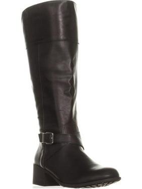 Womens SC35 Venesa Riding Boots, Black