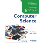 Cambridge IGCSE Computer Science - eBook