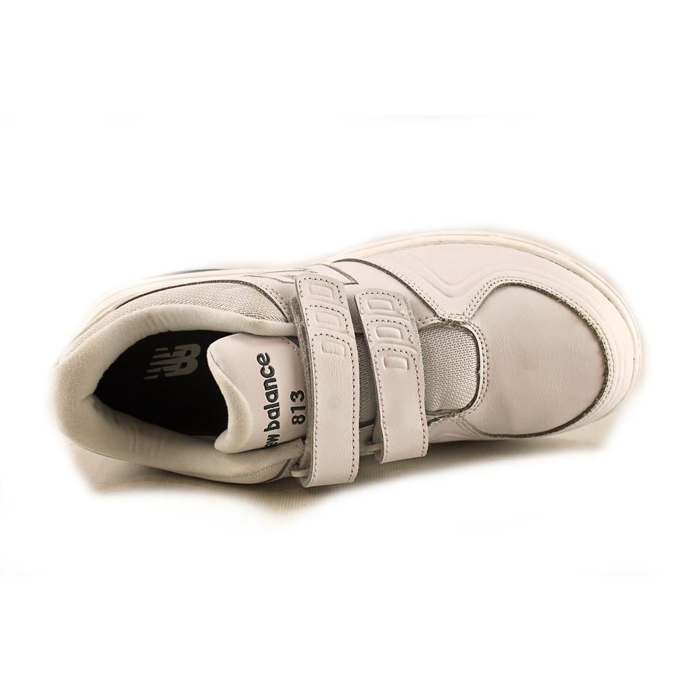New Balance WW813 Women 2A Round Shoe Toe Leather White Walking Shoe Round 3fed79