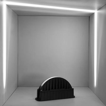 10w 12 24v Led Window Frame Garage Door Light Architecture Graphic Lighting Hallway Outdoor Landscape Use 6000k Pure White