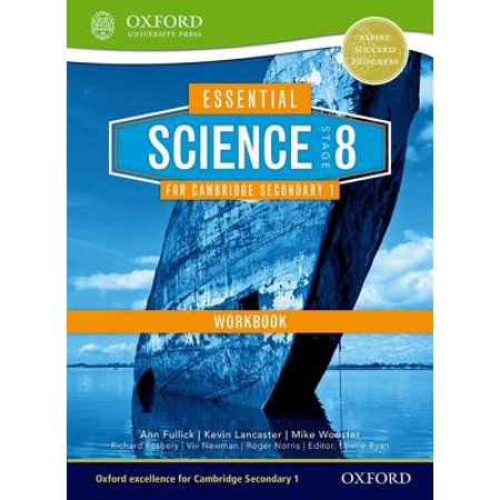 Secondary Science (Essential Science for Cambridge Secondary 1- Stage 8)